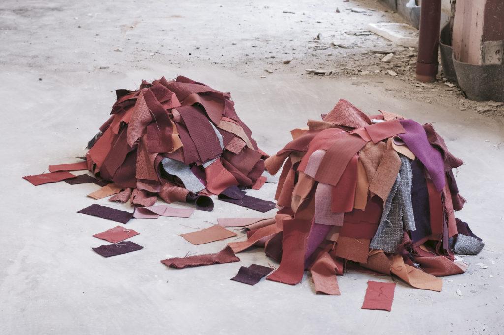 Dusk Pouf by Camilla Aspeli Camilla Hounsell Halvorsen